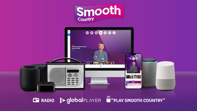 All the ways you can listen to Smooth Country