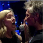 Jon Bon Jovi went undercover as a bartender in a karaoke bar and surprise fans who were singing his greatest hits.