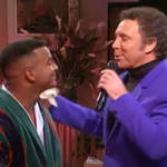 Sir Tom Jones appeared as Carlton Banks' guardian angel on the smash hit TV series The Fresh Prince of Bel-Air.