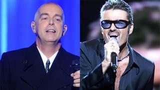 Neil Tennant/George Michael