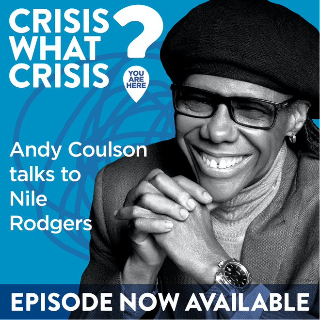 Crisis? What Crisis Podcast