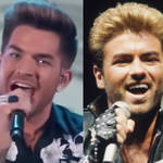 Adam Lambert was taking part in the TV show Greatest Hits when he wowed the audience with an incredible performance of George Michael's 1987 hit, 'Faith'.