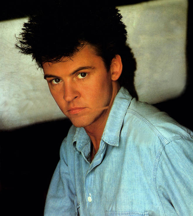 Paul Young in 1985