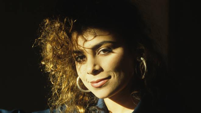 Paula Abdul in 1989