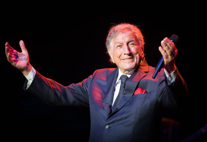Tony Bennett has been suffering from the illness since 2016