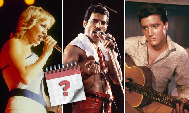 We can guess the decade you were born from JUST your music taste