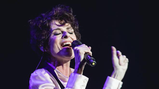 Lisa Stansfield performing in 2019