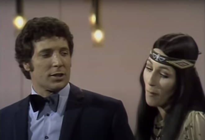 Watch Cher and Tom Jones perform 'The Beat Goes On' in 1969