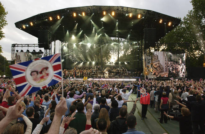 The incredible line-up has since been touted by many as the greatest concert in Britain since Live Aid and gig is now considered the most impressive collection of musicians on a single stage.