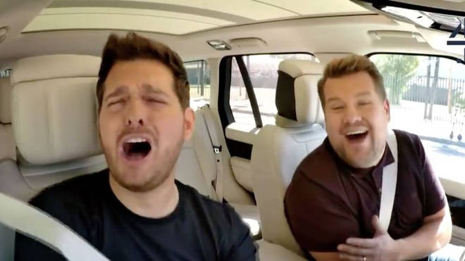 Buble and Corden