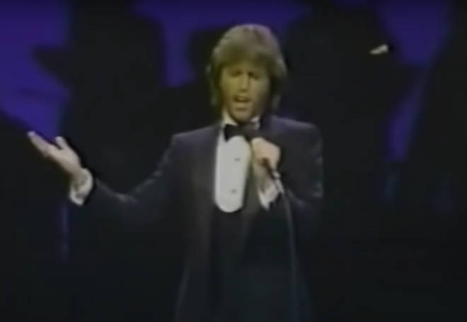Andy Gibb had been invited to take part in the Command Performance, a two-hour TV special tribute to President and Mrs. Ronald Reagan.