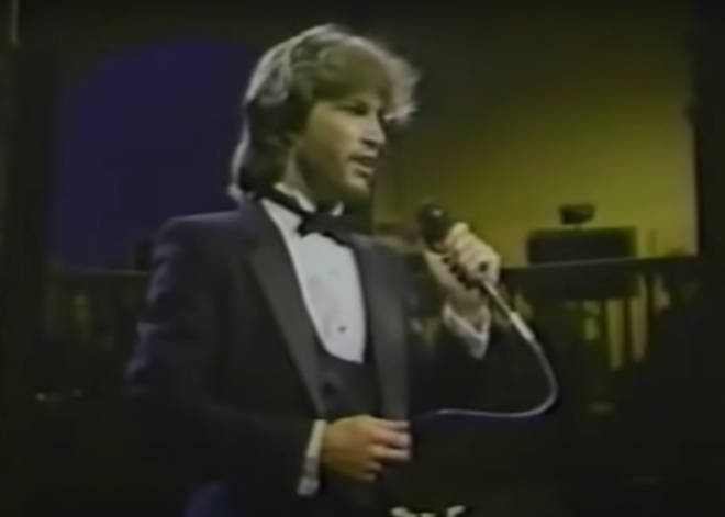 Broadcast on NBC, the variety show at Ford's Theatre in Washington, D.C. featured the great and the good of 1981's music scene. (Pictured, Andy Gibb in 1981)