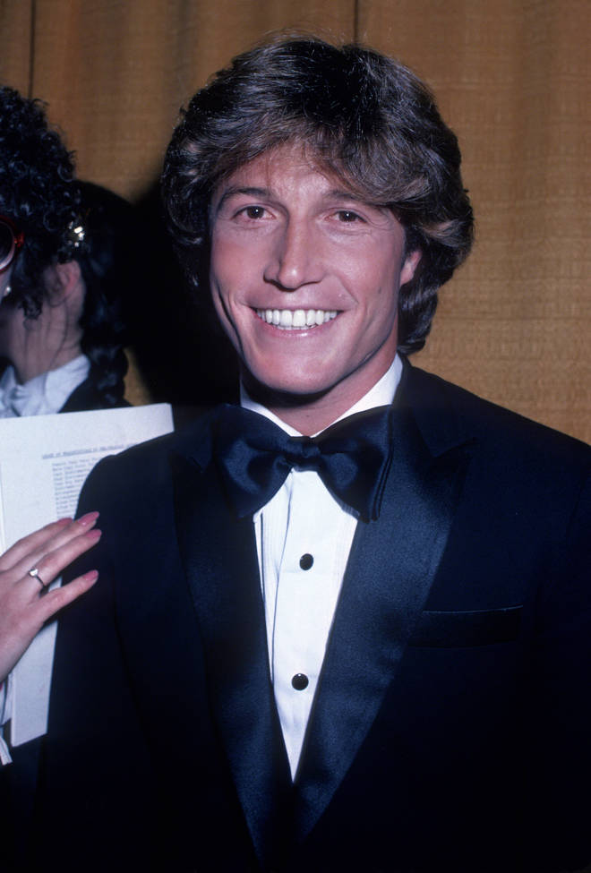 Andy Gibb fought a battle with drug addiction all of his life and would eventually succumb to it, dying from a heart attack caused by cocaine use when he was just 30-years-old.