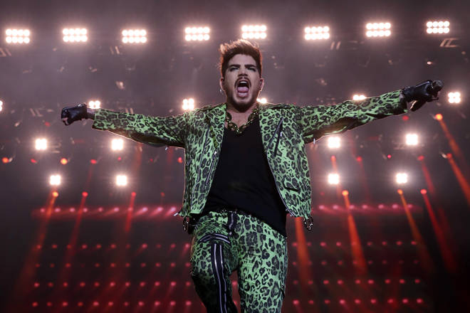 Adam Lambert officially became the new lead singer of Queen in November 2011. Pictured in New York City in 2016.