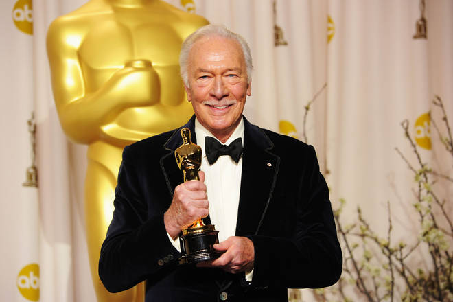 Christopher Plummer won Best Supporting Actor at the Oscars in 2012
