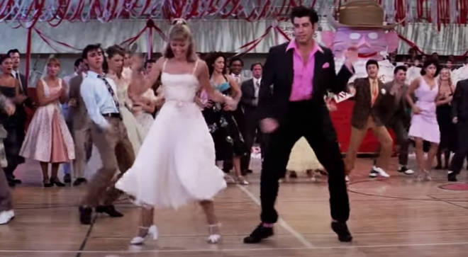 But dancing alongside him for a Super Bowl advert wasn't Olivia Newton-John as Sandy, but instead his only daughter, 20-year-old Ella Bleu Travolta.