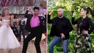 John Travolta recreates iconic 'Grease' with daughter Ella, in sweet father-daughter moment