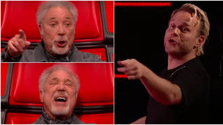 Week five of The Voice UK saw coaches Olly Murs and Tom Jones perform an amazing duet of 'Everybody Needs Somebody To Love'