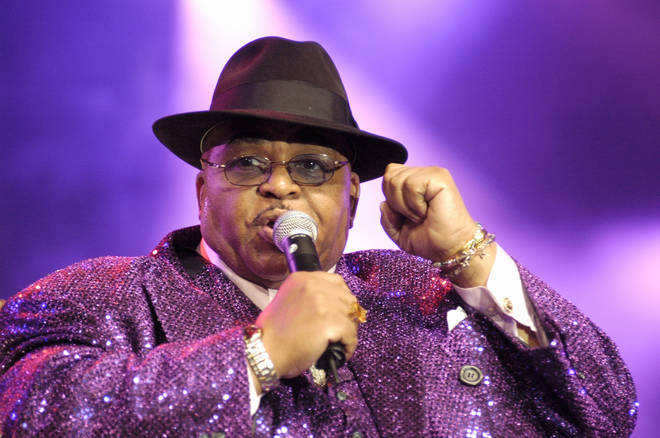 'Everybody Needs Somebody To Love' was a massive hot by singing sensation Solomon Burke in 1964. Pictured performing at Amsterdam's North Sea Jazz Festival in 2005.