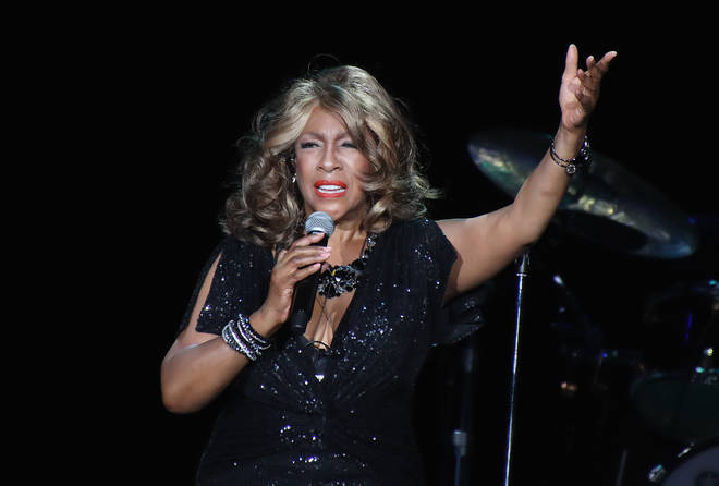 """""""I just woke up to the news, my condolences to you, Mary's family,"""" Diana wrote on Twitter regarding Mary Wilson's death (pictured)"""