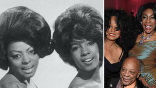 Diana Ross pays tribute to her 'wonderful' Supremes bandmate Mary Wilson