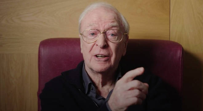 Sir Michael Caine urges people to get coronavirus vaccine in new NHS advert