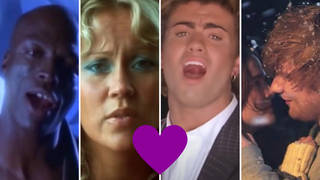 The greatest love songs of all time