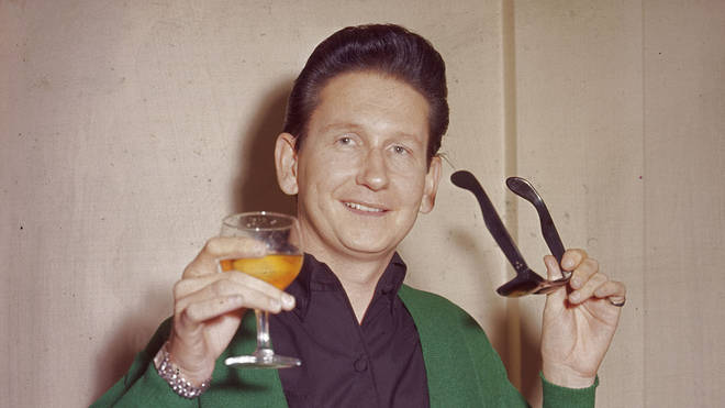 Roy Orbison without his glasses