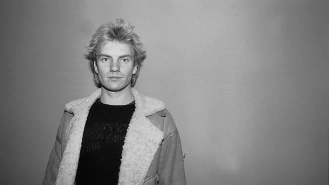 Sting in 1982