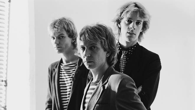 The Police in 1979