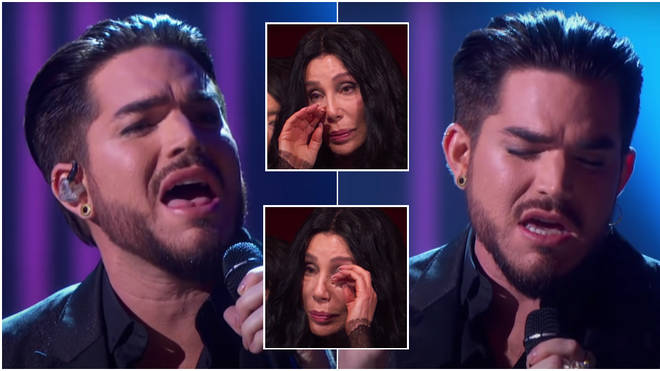 Adam Lambert was performing at the Kennedy Centre Honours on December 26, 2018 when he paid tribute to the legendary singer with his own take on her classic song 'Believe', and moved the pop diva to tears in the audience.