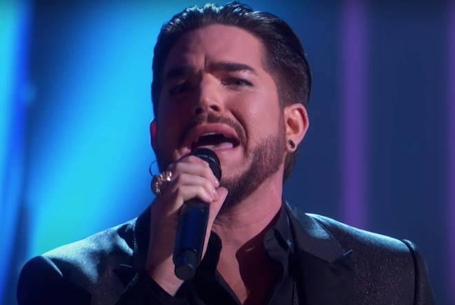 """Cher took to Twitter after the performance and struggled to express how moved she was: """"Tried to write feelings about Adam Lambert singing 'Believe' in words, but can't seem to,"""" she said."""