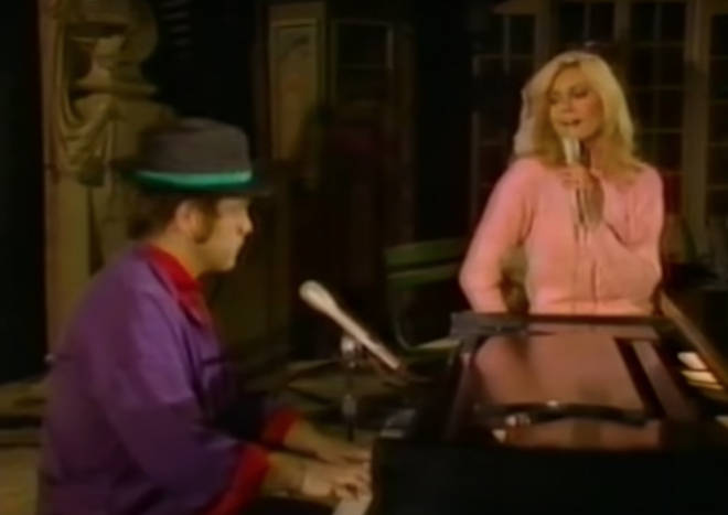 Alongside the beautiful moment with Elton John, the TV special also saw a variety of the biggest and the best stars of the era collaborate with Olivia Newton-John.