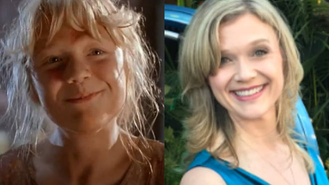 Ariana Richards (Lex Murphy)