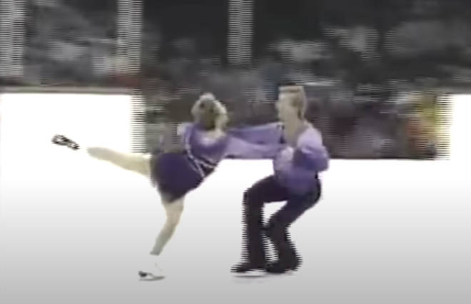Over 24 million people tuned in to watch as the young dancers stunned with the incredible routine, earning them the status of the highest scoring figure skaters in the history of the sport.