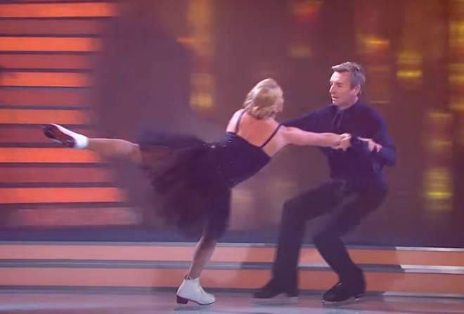 Jane Torvill and Christopher Dean recreated their famous routine 30-years-later for Dancing On Ice in 2014