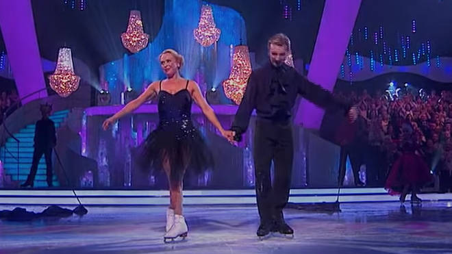 Jane Torvill and Christopher Dean are the darlings of British ice-skating and in recent years the stars of ITV's Dancing On Ice (pictured).