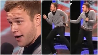 Olly Murs stunned The X Factor judges in 2009 with his dance moves and rendition of Stevie Wonder's 'Superstition'.