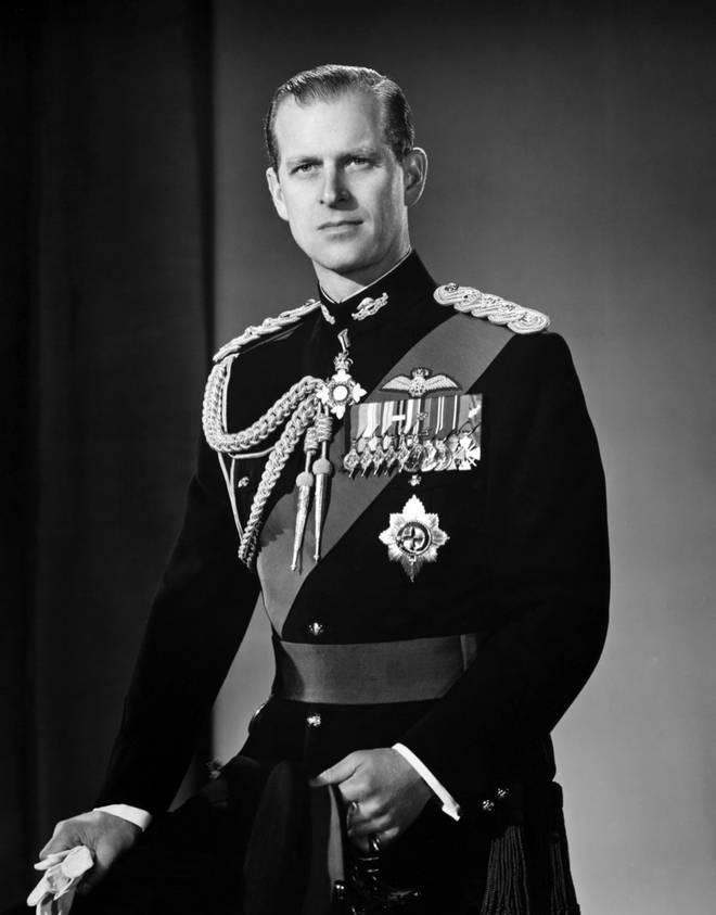 Prince Philip has passed away