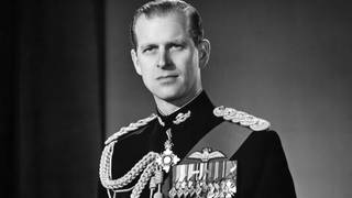Prince Philip has passed away