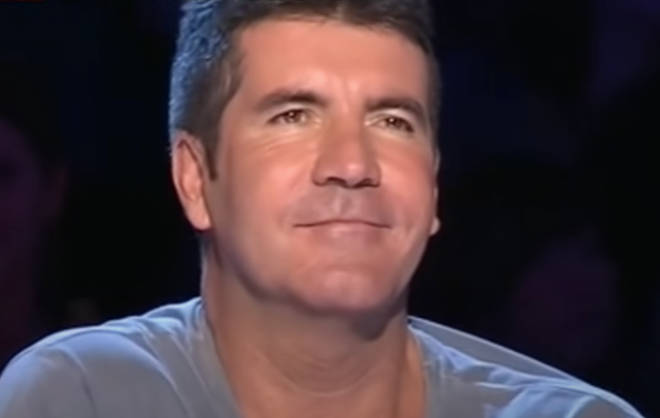 The then 25-year-old call centre worker was appearing on the audition round of The X Factor in front of judges Simon Cowell (pictured), Cheryl Cole, Louis Walsh and Danni Minogue