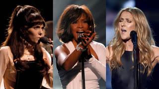 The 30 greatest female singers of all time - Karen Carpenter, Whitney Houston and Celine Dion