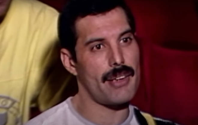 """""""Honestly it's a bit of both actually,"""" says Freddie Mercury when asked if Queen are taking part in Live Aid for the cause, or because they didn&squot;t want to miss out on the event."""