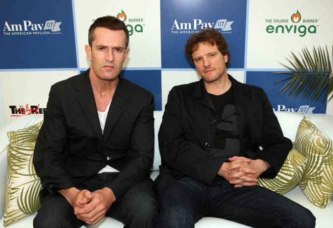 "I was despotic and power-crazed and I decided that he was boring,"" Rupert Everett said of co-star Colin Firth. Pictured in 2007."
