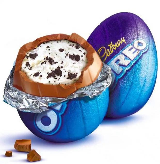 Cadbury's Oreo Creme Egg