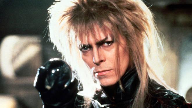 David Bowie as Jareth in Labyrinth