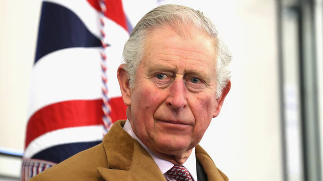 The Prince Of Wales in 2018
