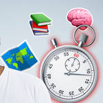 Only a genius can get 6/11 on this timed general knowledge challenge