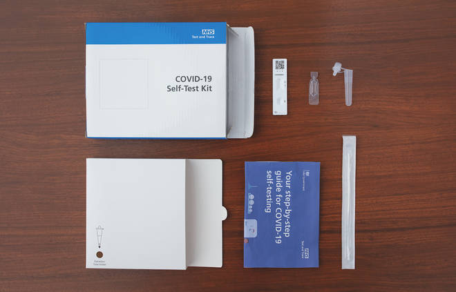 Rapid tests are convenient and easy to take at home