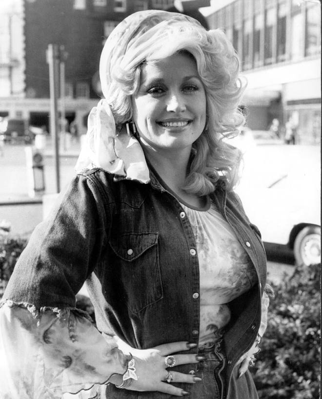 The song 'Coat of Many Colours' was a hit for Dolly Parton in 1971.